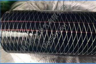 黑色钢绕编织软管