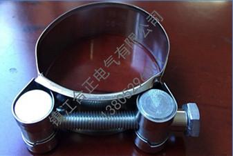 透明油管用O型卡箍