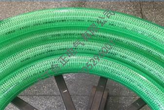 绿色PVC透明软管