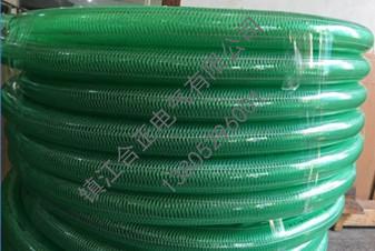 房山绿色钢绕编制软管